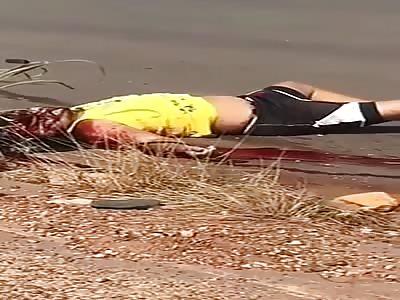 video short! man murdered