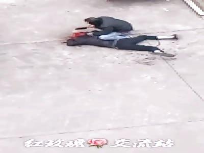 Man kills his wife