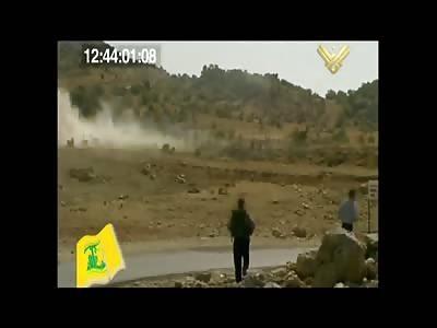 Hezbollah Operation against Israeli Forces