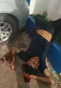 Cop Films Traffickers He Just Shot