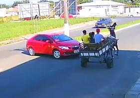 CRASH!.. Fucking driver Should be Watching Where He is
