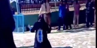 Muslim Woman Beaten to Death for Wearing Pants
