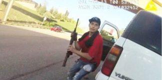 Cops Shoots Charging Suspect Dead
