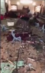 BREAKING: Carnage Inside Pakistani Christian Church Blown Up