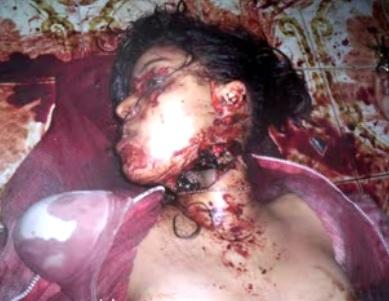 Raped and Murdered!! Horrible Scene