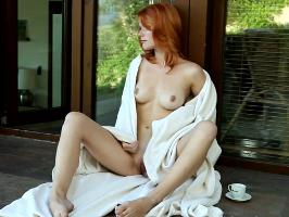 Invito with Redhead Mia Sollis