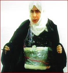 WTMF: Female Suicide Bomber Shows off Vest Before Detonation