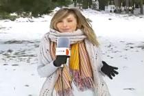Hot News Lady Reporter FAIL