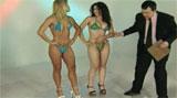 Brazilian bikini fight