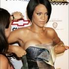 Rihanna Perfect Titty Wardrobe Malfunction