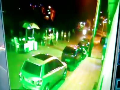 Driveby Murder Caught on Camera