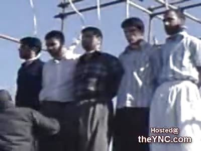 5 Iranian Homosexuals Hanged