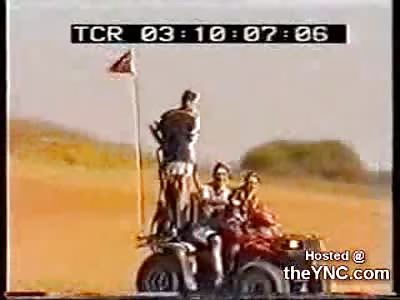 When Kids Drive an ATV