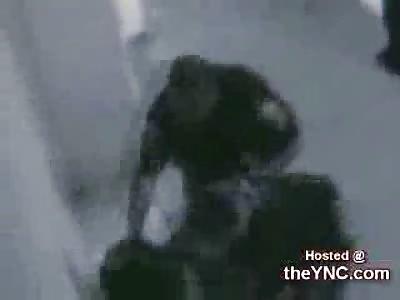 Cops Beat Down 62yo Lady