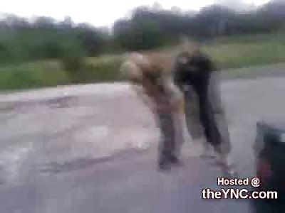 Russian kid gets KTFU
