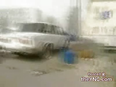 Raw Footage of the Killing of Dutch Cameraman in Georgia