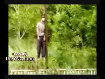 Teen Lover Hangs Himself