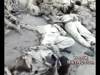 Dead Bodies Everywhere....Suicide Attack on Anti-Qaeda Militia in Radwaniyah (July 18th 2010 Killed 45 People)