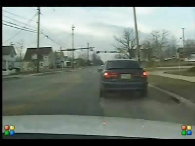 AK-47 Suicide by Cop..Man Screams