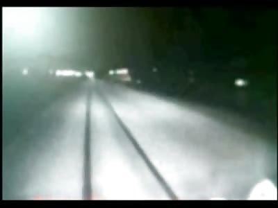 Train Suicide....