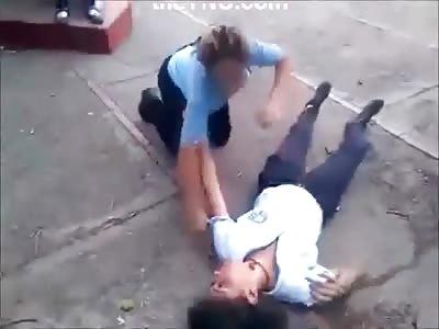 SAD: School Girl Killed During Fight with Classmate ... Massive Brain Hemorrhage