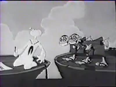 Popeye - You're a Sap, Mr. Jap (1942)