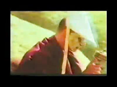 Classic: Tibetan Sky Burial