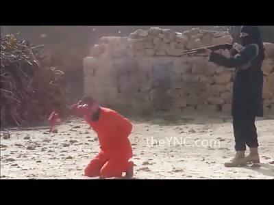 BV's Shotgun Execution Vid Slowed down