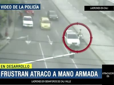 Undercover Cop Kills Carjacker