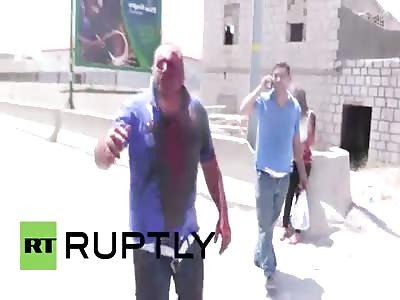 Lebanon: Lethal suicide bomb blast hits Dahr al-Baidar *GRAPHIC*