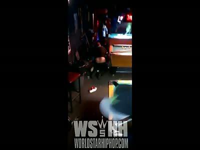 Video  Shooting Inside Alabama Club Bench Warmers