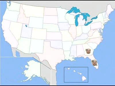 Springfield Pervert Cross Country Cum Guzzler Search Pt 2 ( Georgia )