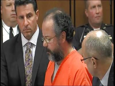 INSANE - Kidnapper - Rapist - Murderer - Ariel Castro PSYCHOTIC Ramblings in Court - FULL VERSION 16 mins