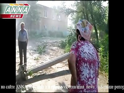 New Victims of Ukrainian Army
