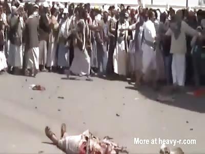fallido intento de atentado suicida