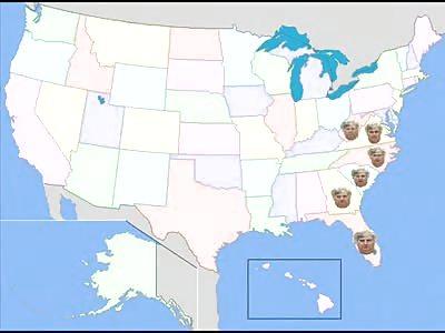 Springfield Pervert's cross country cum guzzler search Pt. 6 (West Virginia)