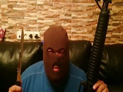 Isi dangerous terrorist