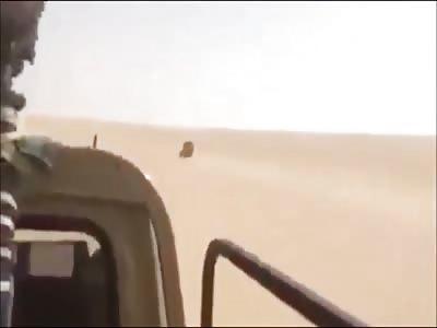 Egyptian SF Team - Versus - ISIS Gun Smugglers
