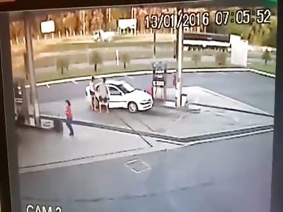 accident in Rio de Janeiro