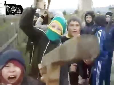 Al-Qaeda school edition