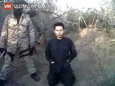 Mexican Drug Cartels Shoots Reporter