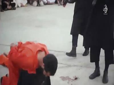 ISIS Beheads Two Men Accused of Sorcery in Libya